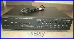 BMB DEP-3000K Digital Processor Key Pro Karaoke Mixer withKey Controller
