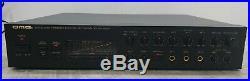 BMB DEP-3000K Karaoke Digital Echo Processor/Controller Works WATCH VIDEO