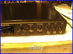 BMB Digital Echo Processor WithDigital Key Controller Dep-2000k NICE COND