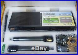 BMB WB-4500S WB-4500 Wireless Karaoke Microphone (2) & Receiver Set