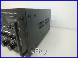 BVB VA-100MKII Professional 3000W Console Mixing Amp Karaoke