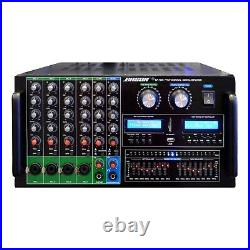 Bason BA-7800 1400W Professional Mixing Amplifier