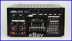 Bason Mixing Amplifier + IDOLpro Wireless Microphones Karaoke System YouTube