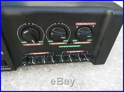 Better Music Builder DX-222 G2 KARAOKE CPU Mixing Amplifier Mixer AMP
