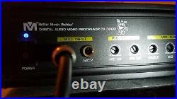Better Music Builder DX-3000 G2 Great Condition Karaoke Mixer
