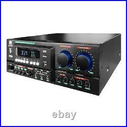 Better Music Builder (M) DX-213 G5 800W KARAOKE Mixing Amplifier