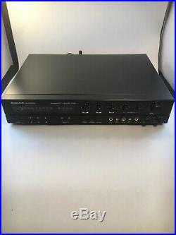 Boston Audio BA-3000PRO Professional Karaoke Mixer DSP 1281