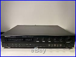 Boston Audio BA-3000PRO Professional Karaoke Mixer DSP. Tested And Works