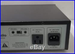 Boston Audio BA-3800PRO MK-II Professional DSP Karaoke Mixer
