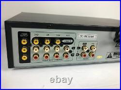 Boston Audio BA-3800PRO Professional Karaoke Mixer DSP. Tested And Works! Rare