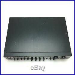 Boston Audio BA-4800PRO-II Digital Karaoke Mixer With Vocal Enhancer, Working