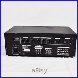 Boston Audio BA-6500 Professional Karaoke Mixer with Key Control
