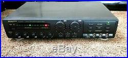 Boston Audio Ba3300k Digital Key control Koroake Mixer 3 Mic