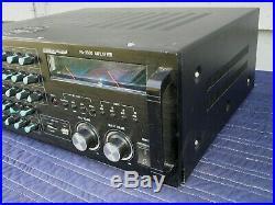 Boston Audio Model Pa-3500 Karaoke Amplifier Mixer