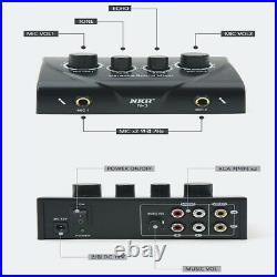 Coms-MP465 Microphone Sound Mixer Echo Function N-3, Audio Mixer / COMS N-3