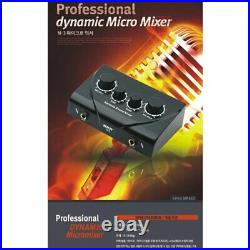 Coms-MP465 Microphone sound mixer echo function N-3