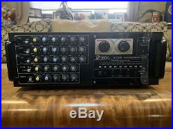DTech D-3200K 900 Watt Profesional Karaoke Mixed Mixing Amplifier Excellent