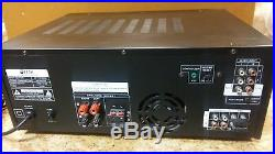 DTech Voice D-5000K Public Address Amplifier Profesional Mixing For Karaoke