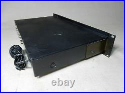 Denon Dn-820 MIC Mixing Pre-amplifier Mixer Preamplifier Working Cosmetic Issues