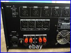 Dtech DJ Karaoke 55 karaoke mixer amplifier