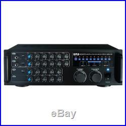 EMB Pro 700-watt Digital Karaoke Mixer Stereo Amplifier EBK37