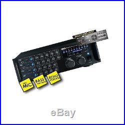EMB Pro 700-watt Digital Karaoke Mixer Stereo Amplifier EBK37 Top Daily Deal