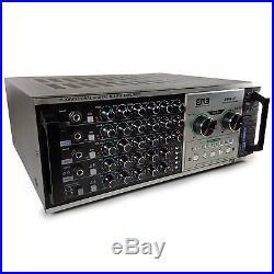 EMB Pro EBK57 1200w DJ Karaoke Mixer Stereo Amplifier USB, SD, REMOTE, ECHO UC