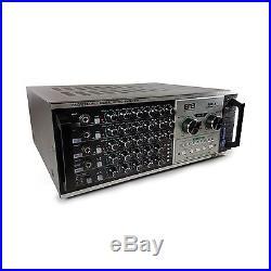 EMP Professional EBK57 1200W Karaoke Echo Power Mixing Amplifie. Free Shipping