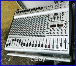 EuroPower PMH5000 20 Channel DJ PA power Mixer Desk