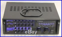 FAULTY VOCOPRO DA-3700PRO 240W Digital Karaoke Mixing Amplifier Key Control