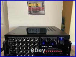 Fujike TN909 Karaoke Mixer Amplifier