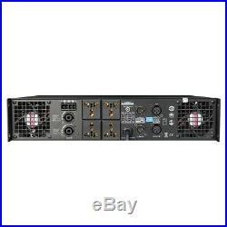 GDHD 15-215D+ 2 Channel Power Amplifier1500W 8 / 2250W 4