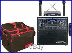 GIGSTAR-PRO-II 100W Professional Karaoke Jam-Along Sys Package