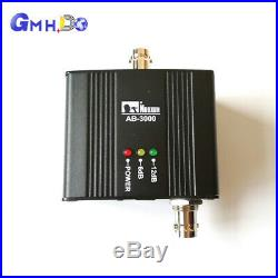 Gain block Amplifier, antenna gainer for multiple sets of receiving systems