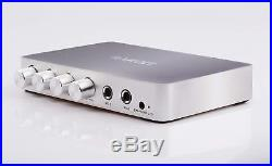 HDMI Karaoke Mate Mixer Amplifier ECHO supports 4K and 2 MIC Party/KTV