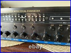 IDOLMain IP-2900 Professional Karaoke Mixer w Vocal Enhancer