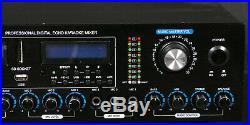 IDOLMain ip-2900 Professional Digital Karaoke Mixer with Vocal Enhancer
