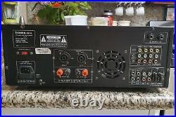 IDOLPRO IP-888 II PROFESSIONAL KARAOKE ECHO MIXING AMPLIFIER missing switch