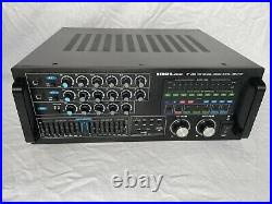 IDOLmain/IDOLPro IP-388 600W Professional Karaoke Mixing Amplifier