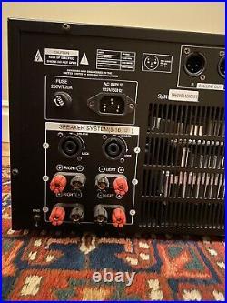 IDOLmain/IDOLPro IP-6000 Professional Digital Karaoke Mixing Power Amplifier