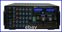 IDOLmain IP-5900 6000W Digital Karaoke Mixing Amplifier With Repeat& Delay Control