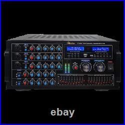IDOLmain IP-5900 6000W Karaoke Mixing Amplifier