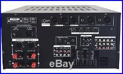 IDOLmain IP-6000 II 8000w PROFESSIONAL KARAOKE MIXER POWER AMP MIXING AMPLIFIER
