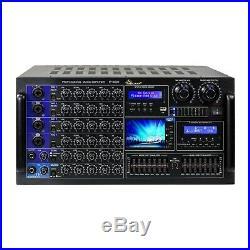 IDOLmain IP-6500 6000W Karaoke Mixing Amplifier