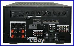 IDOLmain IP-7500 8000W Output Professional Digital Mixing Amplifier BEST DEAL