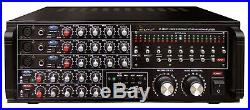 IDOLpro 1300W Professional Karaoke Digital Echo Mixing Amplifier