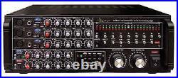 IDOLpro 1300W Professional Karaoke Digital Mixing Amp Open Box