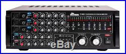 IDOLpro 1300W Prol Karaoke Digital Echo Mixing Amplifier New OPEN BOX