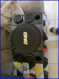 IDOLpro AIIP388II 1400W Karaoke Mixer