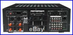 IDOLpro IP-388 II 1400W Karaoke Mixing Amplifier OPEN BOX